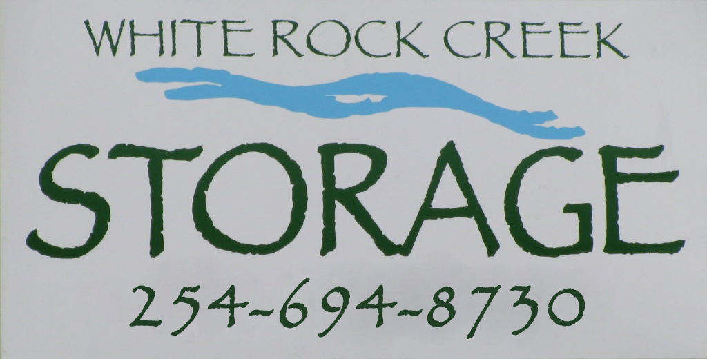 White Rock Creek Storage